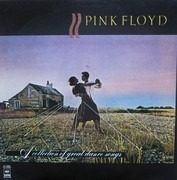 LP - Pink Floyd - A Collection Of Great Dance Songs - STILL SEALED