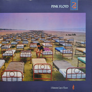 LP - Pink Floyd - A Momentary Lapse Of Reason - White Vinyl / Incl. 2 Posters