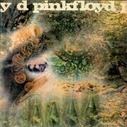 LP - Pink Floyd - A Saucerful Of Secrets - UK 2-BOX EMI