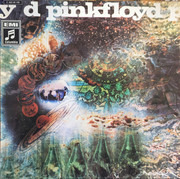 LP - Pink Floyd - A Saucerful Of Secrets