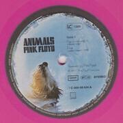 LP - Pink Floyd - Animals - Pink