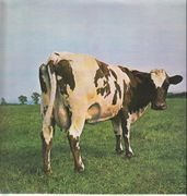 LP - Pink Floyd - Atom Heart Mother - Original German
