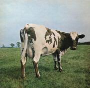 LP - Pink Floyd - Atom Heart Mother - 3rd issue, gatefold