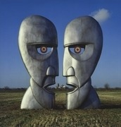 Double LP - Pink Floyd - Division Bell - 180g