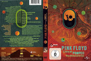 DVD - Pink Floyd - Live At Pompeii - The Director's Cut