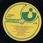 LP - Pink Floyd - Meddle - Gatefold