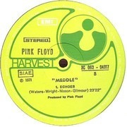 LP - Pink Floyd - Meddle - Italy 76