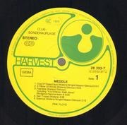 LP - Pink Floyd - Meddle - Club Edition