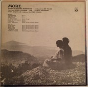 LP - Pink Floyd - More - USA