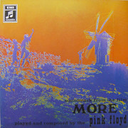 LP - Pink Floyd - Soundtrack From The Film 'More'
