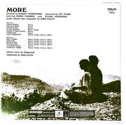 LP - Pink Floyd - Soundtrack From The Film 'More' - 180g