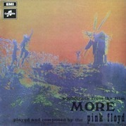 LP - Pink Floyd - More - EAST FACING BACK COVER UK 2-BOX