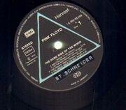 LP - Pink Floyd - The Dark Side Of The Moon - GERMAN ORIG