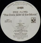 LP - Pink Floyd - The Dark Side Of The Moon - Ltd. UHQR Half Speed MFSL audiophile