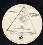 LP - Pink Floyd - The Dark Side Of The Moon - MFSL AUDIOPHILE - NO INSERT