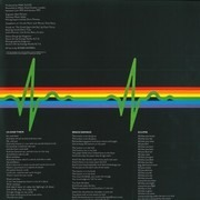 LP - Pink Floyd - The Dark Side Of The Moon - 30th Anniversary Edition Vinyl + Poster