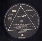 LP - Pink Floyd - The Dark Side Of The Moon