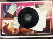LP - Pink Floyd - The Dark Side Of The Moon - Italy ALL INSERTS!