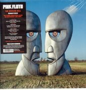 Double LP & MP3 - Pink Floyd - Division Bell - 180g