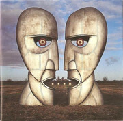CD - Pink Floyd - The Division Bell