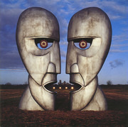 CD - Pink Floyd - The Division Bell - with Mould SID