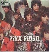 LP - Pink Floyd - The Piper At The Gates Of Dawn - Original 1st German, Red-Gold