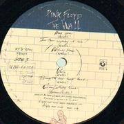 Double LP - Pink Floyd - The Wall - Gatefold, Record 1 from Holland