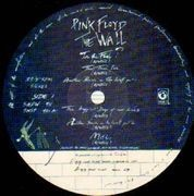 Double LP - Pink Floyd - The Wall - UK ORIGINAL A2/B3...A3/B2