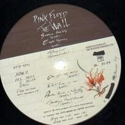 Double LP - Pink Floyd - The Wall - Canada