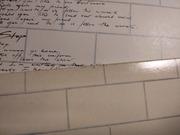 Double LP - Pink Floyd - The Wall - UK ORIGINAL 3U/4U