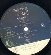 Double LP - Pink Floyd - The Wall - Stickered Cover