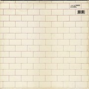 Double LP - Pink Floyd - The Wall - WITH STICKER