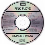 Double CD - Pink Floyd - Ummagumma