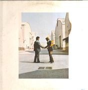 LP - Pink Floyd - Wish You Were Here - FIRST GERMAN