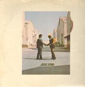 LP - Pink Floyd - Wish You Were Here - Sweden, RARE