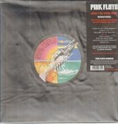 LP - Pink Floyd - Wish You Were Here - 180g