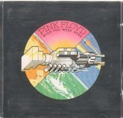 CD - Pink Floyd - Wish you were here - Japan