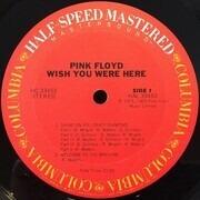LP - Pink Floyd - Wish You Were Here - HALF SPEED AUDIOPHILE