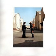 LP & MP3 - Pink Floyd - Wish You Were Here - 180g, plus postcard and poster