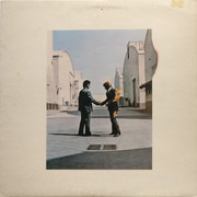 LP - Pink Floyd - Wish You Were Here - UK