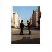LP - Pink Floyd - Wish You Were Here - 180 Gram + Postcard + Poster
