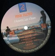 LP - Pink Floyd - A Momentary Lapse Of Reason - DMM