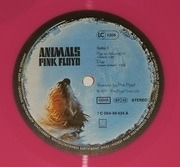 LP - Pink Floyd - Animals - PINK VINYL!