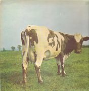 LP - Pink Floyd - Atom Heart Mother - A4 B3 UK