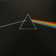 LP - Pink Floyd - The Dark Side Of The Moon - 180 Gram LTD. Edition