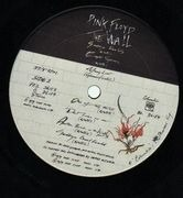 Double LP - Pink Floyd - The Wall - US PRESSING