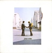 LP - Pink Floyd - Wish You Were Here - UK PRESS