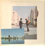 LP - Pink Floyd - Wish You Were Here - With Postcard