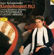 LP - Tchaïkovsky - Klavierkonzert Nr. 1, LSO,Ivo Pogorelich , Claudio Abbado - DMM