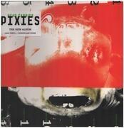LP & MP3 - Pixies - Head Carrier - 180g + download